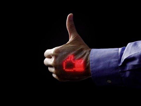 Piel electrónica, el futuro de la medicina
