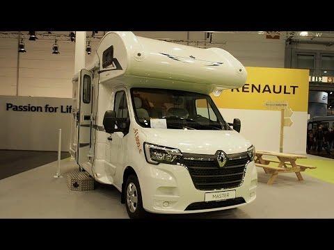 Renault Master Ahorn 595