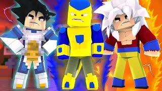 Minecraft: DRAGON BLOCK C SUPER - MEUS INIMIGOS ‹ Frango ›