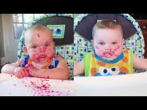 Twin Babies Fun Fails and Moments EP 3
