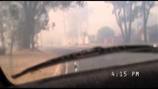 Yellow Rock Fires - 17 Oct 2013
