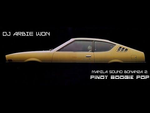 Dj Arbie Won- Pinoy Boogie Pop Mix (Manila sound bonanza)