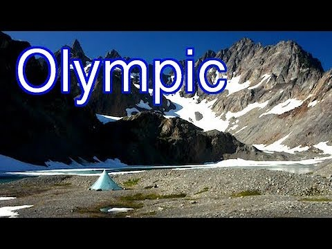 Mountain Hiking (7 Days) in Olympic