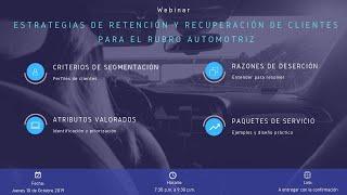 Estrategias de retención y recuperación de clientes para el sector automotriz