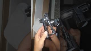 видео Напольный и отдельностоящий смеситель и со стойкой для ванны