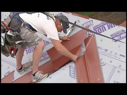 Metal Roof Installation 5 of 6