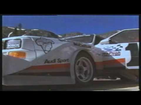 Audi quattro s2  Pikes Peak