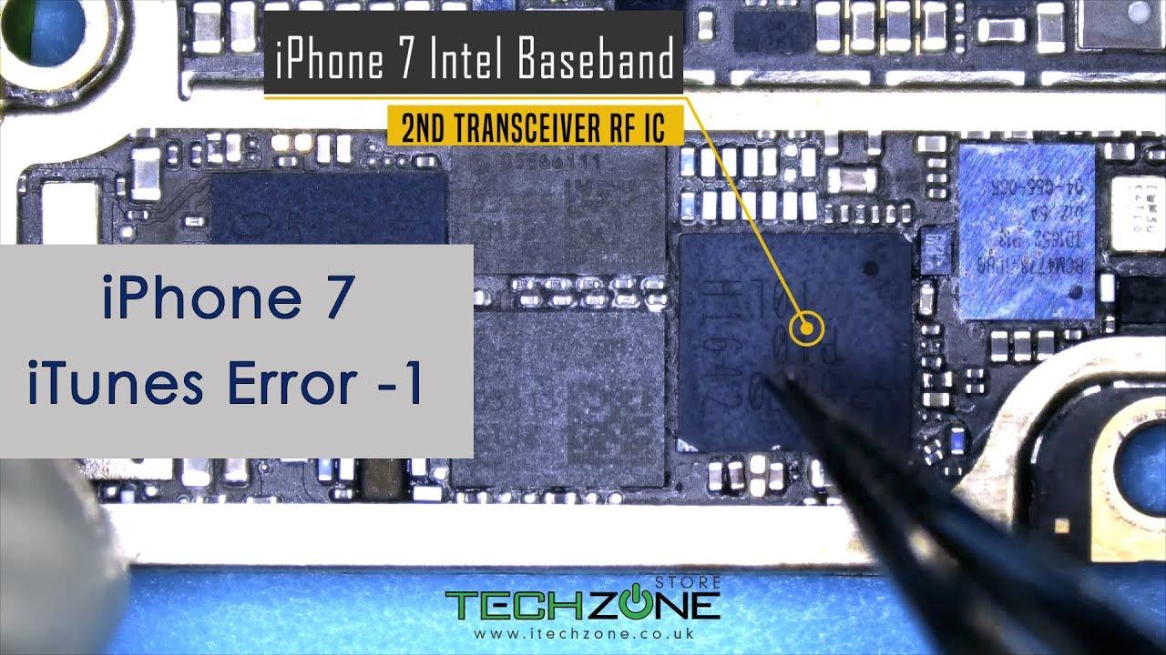 Iphone  Intel Modem