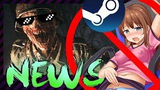 Call of Duty streicht Singleplayer & Steam löscht deine Waifu | NEWS.doc #20