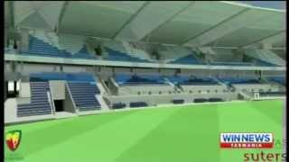 Western Stand Tour (Blundstone Arena)