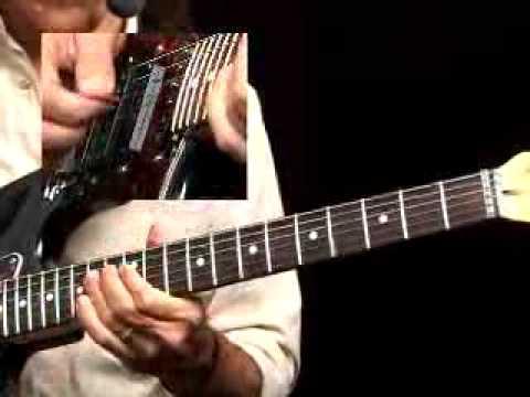 Blues Rock Guitar Lessons - Secret Sauce - Jeff Scheetz ...