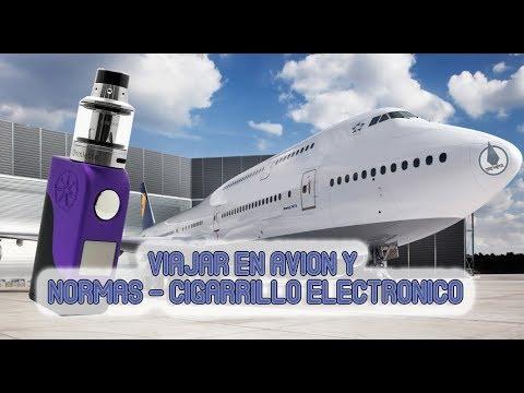 Viajando con Vaporizadores / Normas y consejos para viajar en avión con tu cigarrillo electrónico