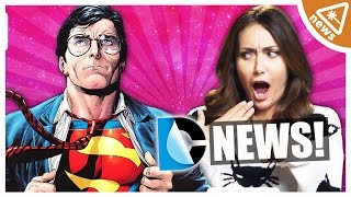 SUPERMAN Outed! Major Shakeups at DC Comics! (Nerdist News w/ Jessica Chobot)