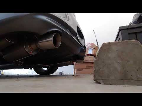 Repeat Nissan 370Z Exhaust J2 (2) by Thierry Augustin