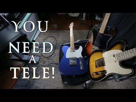Why Teles Are Special & Why You NEED ONE!