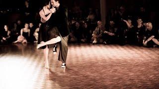 "michelle + joachim | Basel OsterTango Festival 2011 - 2 - ""Androgyne"" - Soledad Orquesta"