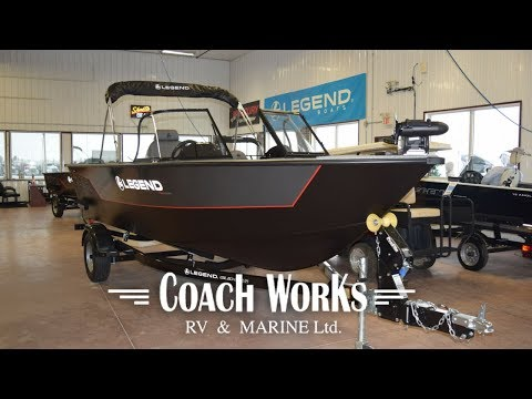 Coachworks Marine- 2018 Legend 20XTR