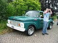 Totally Overhaulin' & Rebuilding the ' 63 Ford F100 292 c.i. V8 back in the Days