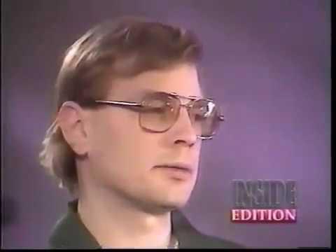 jeffrey dahmer interview (very rare)
