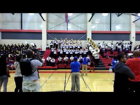 2017 Hunters Lane High School 24's