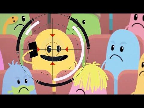 Dumb Ways To Die Vs SpongeBob's Game Frenzy! - The Rule Of Movie Theater