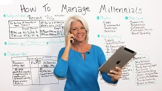 How To Manage Millenials - Project Management Training