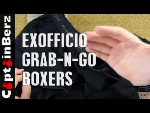 Exofficio Grab-n-Go Boxers