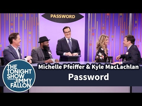 Password with Michelle Pfeiffer and Kyle MacLachlan