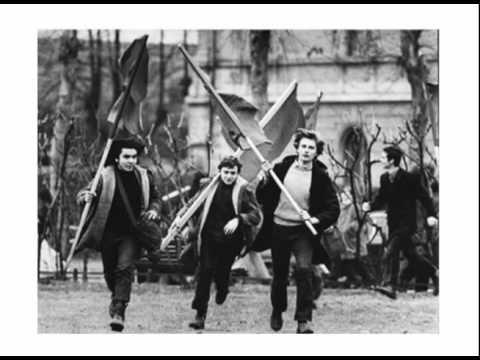 "1968: ""Street fighting man"" (Rolling Stones)"
