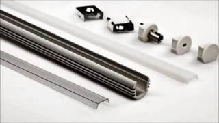 Ассортимент алюминиевого профиля для светодиодной ленты(, 2016-09-20T18:07:24.000Z)