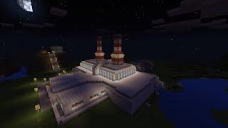 АЭС в minecraft pe (+карта)