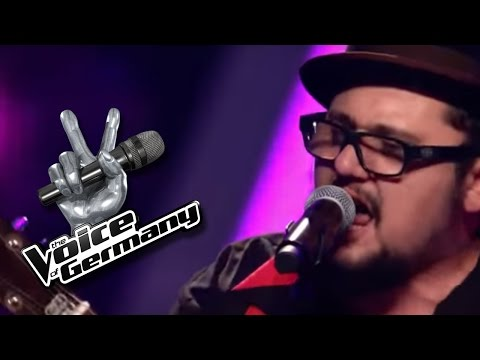 Smokestack Lightnin' - Howlin' Wolf | Zugabe | Marc Amacher | The Voice of Germany 2016 | Audition