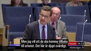 Ulf Kristersson: