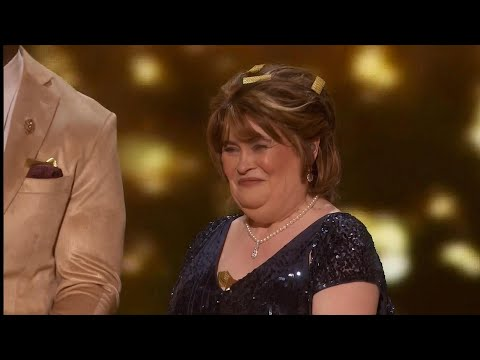 AGT: The Champions: Watch Susan Boyle's Tearful Reaction After Earning Golden Buzzer (Exclusive)