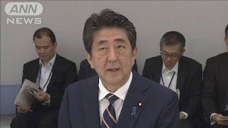 """安倍総理が""""全力で復旧""""指示 緊急の閣僚会議(19/06/19)"""