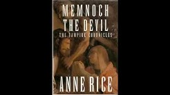 Memnoch the Devil Vampire Chronicles #5 Audiobook