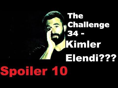 The Challenge 34: Spoiler 10 - Kimler Elendi???