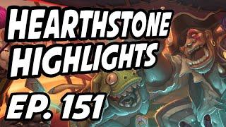 Hearthstone Daily Highlights | Ep. 151 | nl_Kripp, reynad27, TrumpSC, DisguisedToastHS, itsHafu