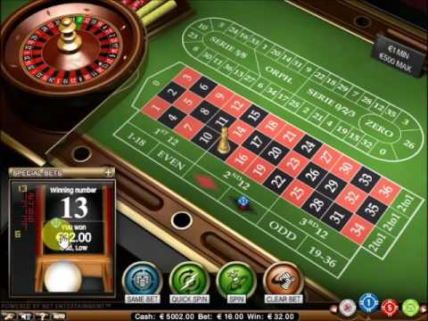 Roulette double up strategy fail no deposit gambling uk
