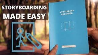 Storyboarding Made Easy! Introducing the Plot Devices Workbook!