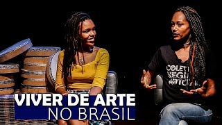 Viver de arte no Brasil l MISTURA l 24