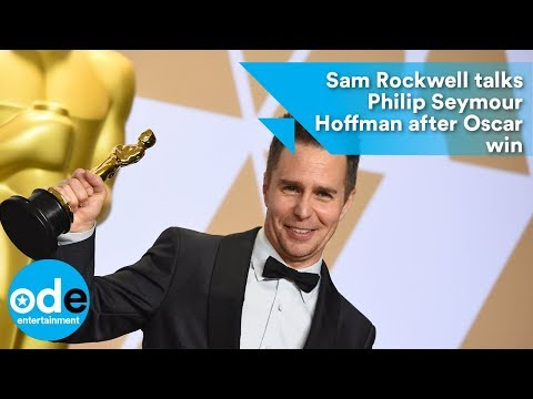 Oscars 2018: Sam Rockwell dedicates Oscar win to Philip Seymour Hoffman