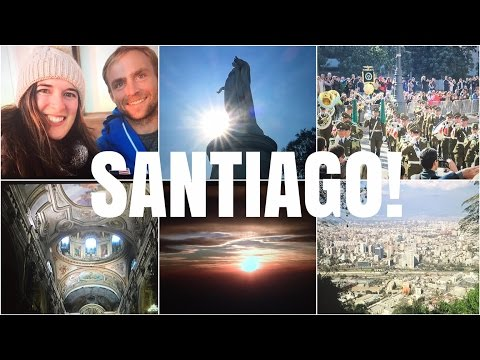 EXPLORING SANTIAGO CHILE!
