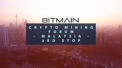 Crypto Mining Forum - Malaysia 2018 -