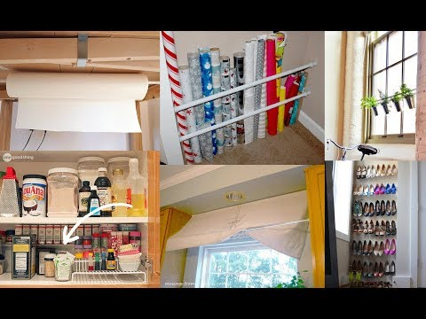 20 Crazy Clever Uses For Cheap Tension Rods