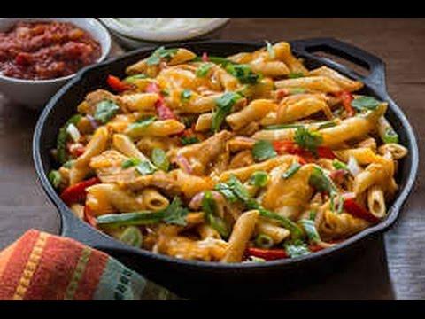 Download One-Pot Chicken Fajita Pasta   Tasty   German Images