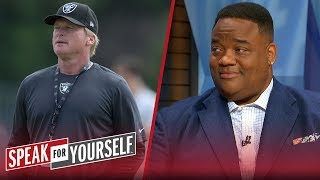 Jason Whitlock: Jon Gruden looks the worst in the Antonio Brown saga | NFL | SPEAK FOR YOURSELF