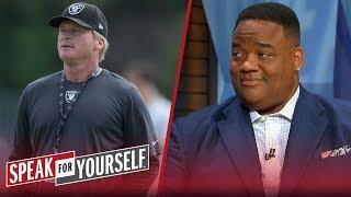 Jason Whitlock: Jon Gruden looks the worst in the Antonio Brown saga   NFL   SPEAK FOR YOURSELF