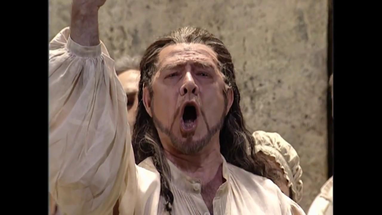 Download Samuel Ramey - Oh! Chi Piange? (Nabucco)