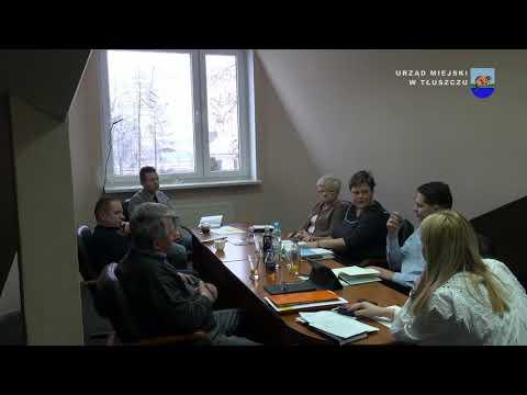 09.01.2019r. Komisja Rolnictwa, Handlu I Usług